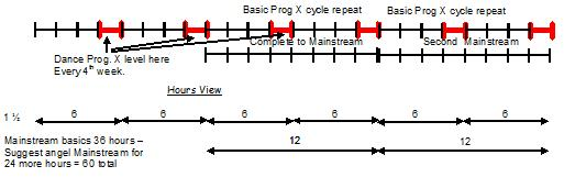 Basic Program X Cycle